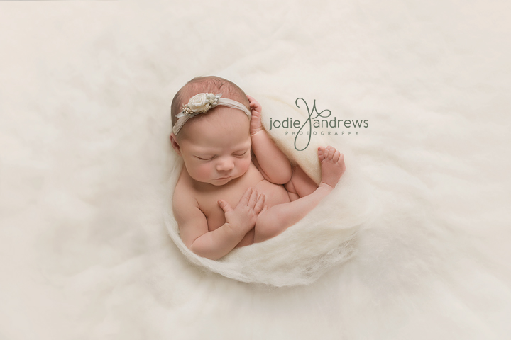 Baby Evie , image by Jodie Andrews Photography