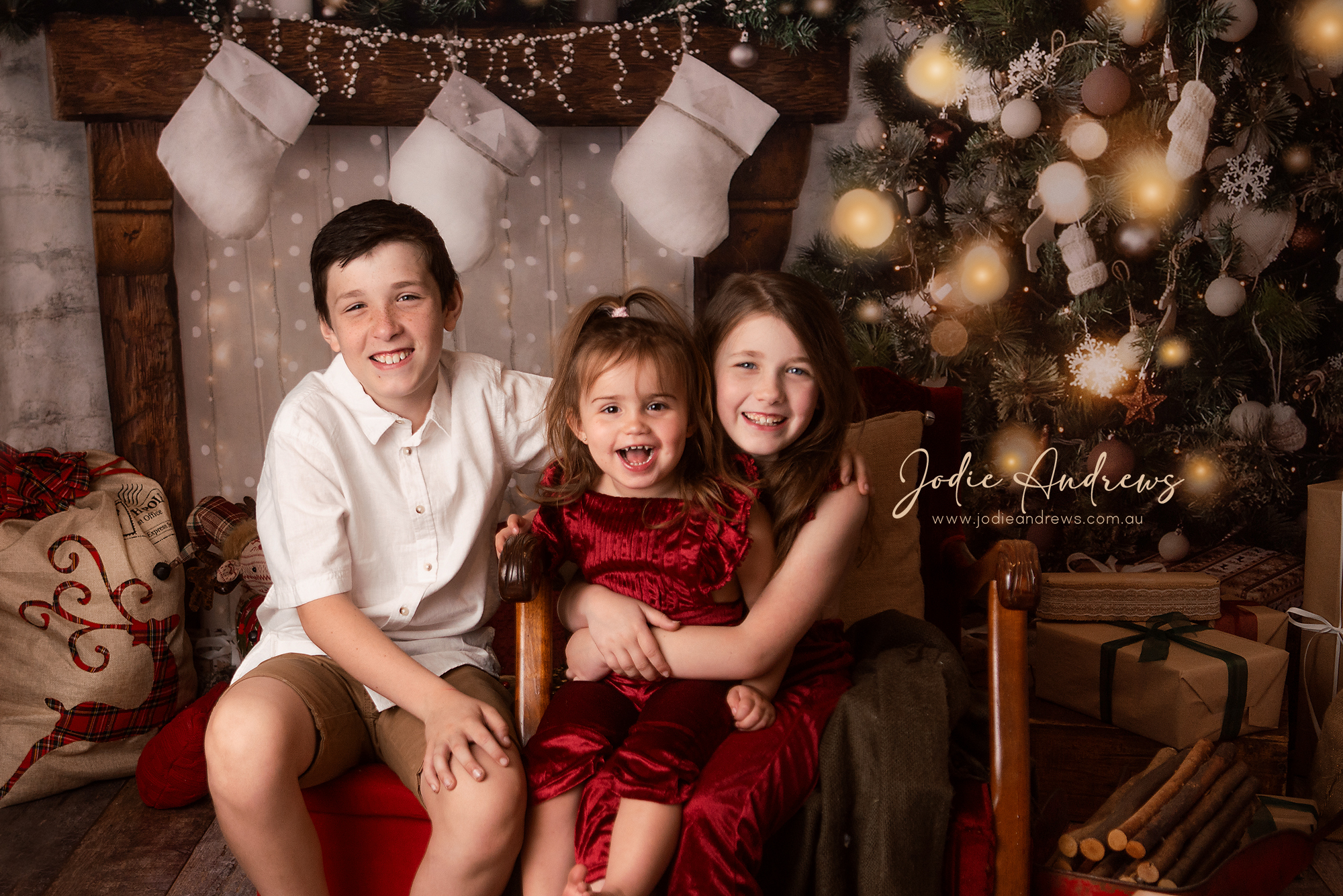 2020 Christmas at Jodie Andrews Photography