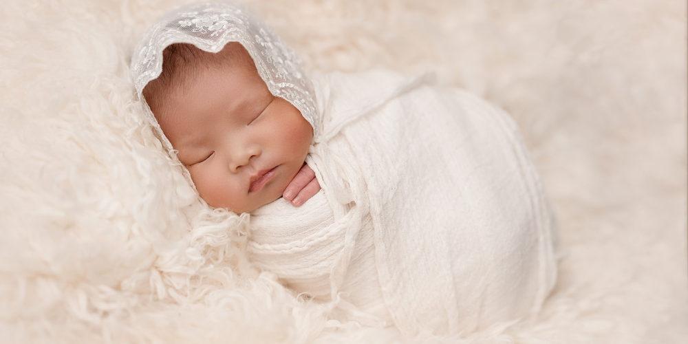 Baby Mia – Jodie Andrews Photography